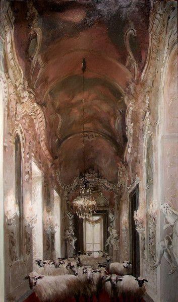 Baroque Hall - FIKL