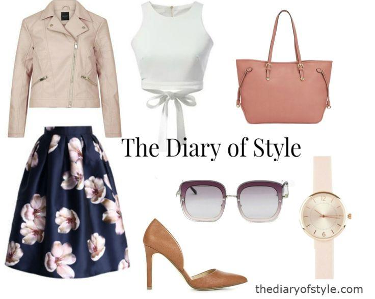 # 3 Let's go shopping.
