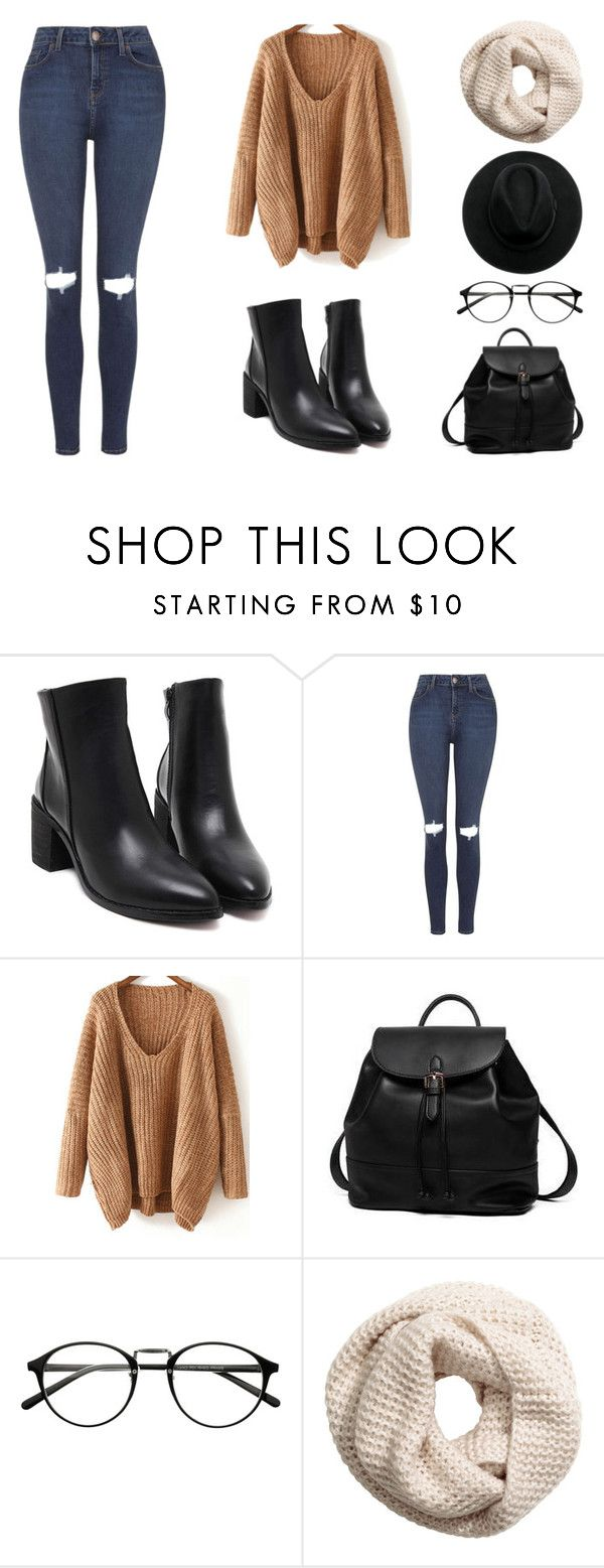 """Colors"" by forestfauna on Polyvore featuring Topshop, Princess Carousel and H&M"