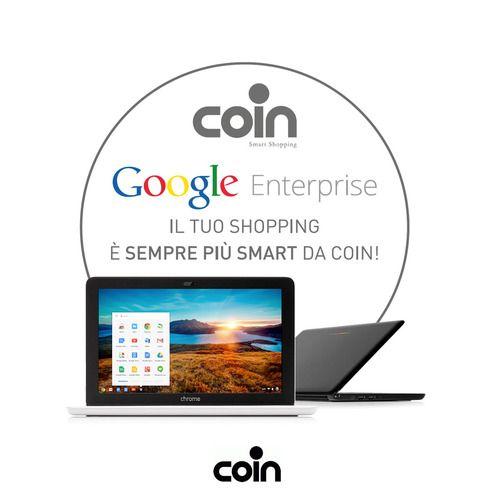 Coin e Google Enterprise arrivano a Napoli