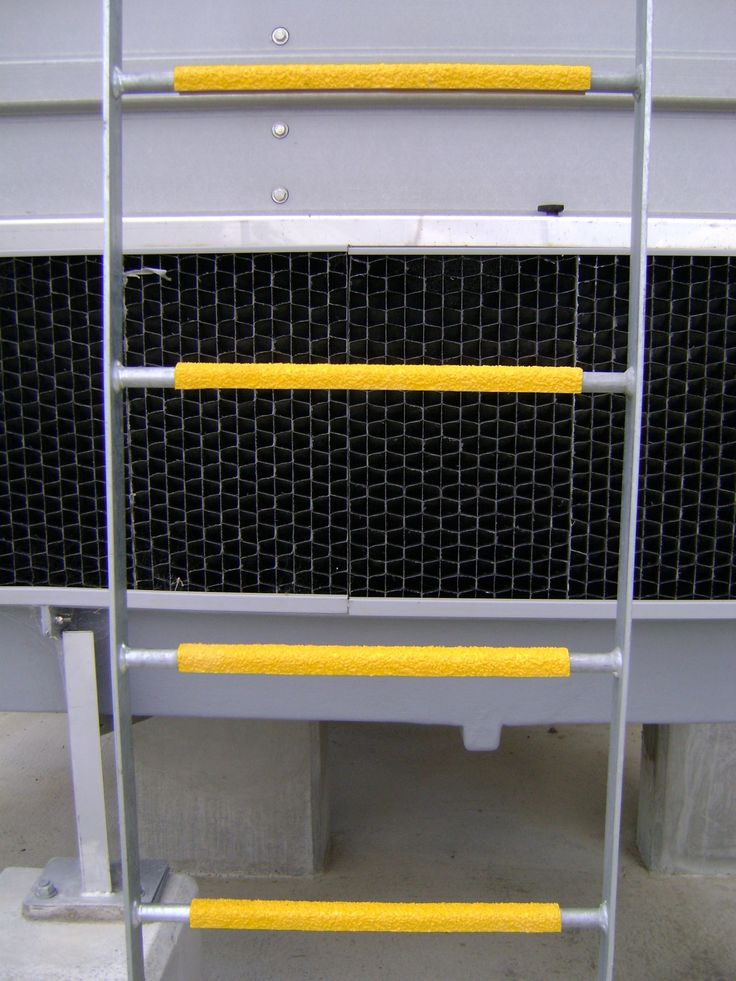 The anti-slip rung covers provides anti-slip cushioning surfaces to the access systems.Available in both round and square structures.