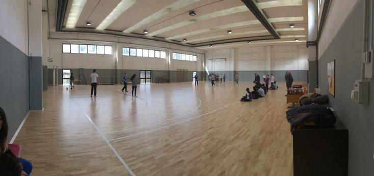 Il nuovo #parquet sportivo installato in provincia di #Varese garantirà ai suoi utenti grande elasticità e morbidezza