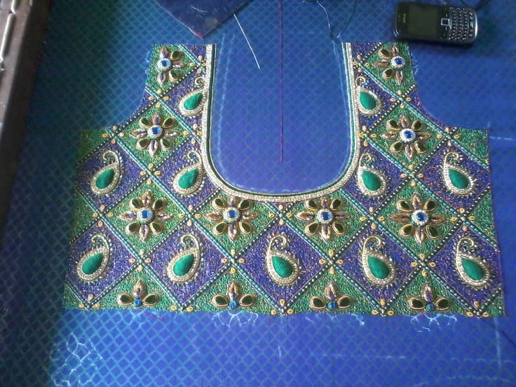 Maggam .... http://mytailor.in/