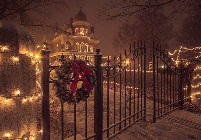 Seiberling Mansion Married my husband of 20 years there!  Love this place!