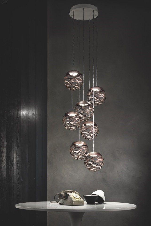 Lighting by member Studio Italia Design.