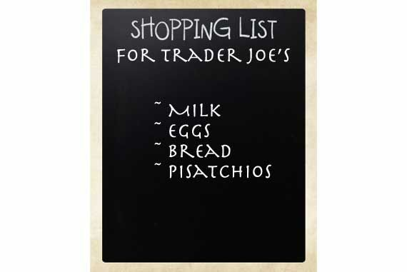 Clean Shopping At Trader Joe's