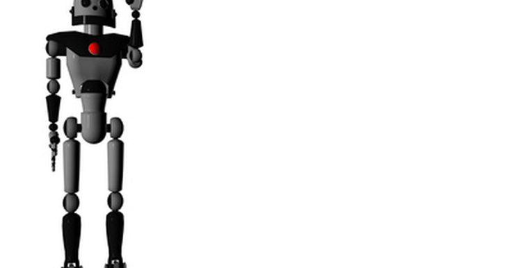 Como construir un robot de juguete con desechos reciclables. Hacer artesanías es importante para que los niños desarrollen su creatividad. Para los fanáticos de la ciencia ficción, los robots son una inspiración motivadora, y pueden ser fácilmente creados usando todo tipo de desechos y artículos reciclables que tengas en tu casa. Focalízate en sólo unas pocas partes del cuerpo para hacer un robot sencillo ...