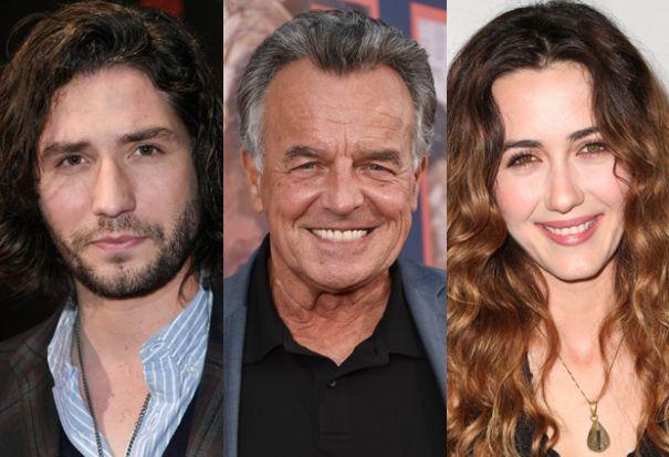 John Patrick Amedori, Ray Wise, & Madeline Zima Join 'The Chain' From David Martin-Porras