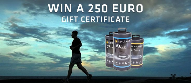 Sign up for our newsletter before 1/05-15 and win a 250 euro gift card!