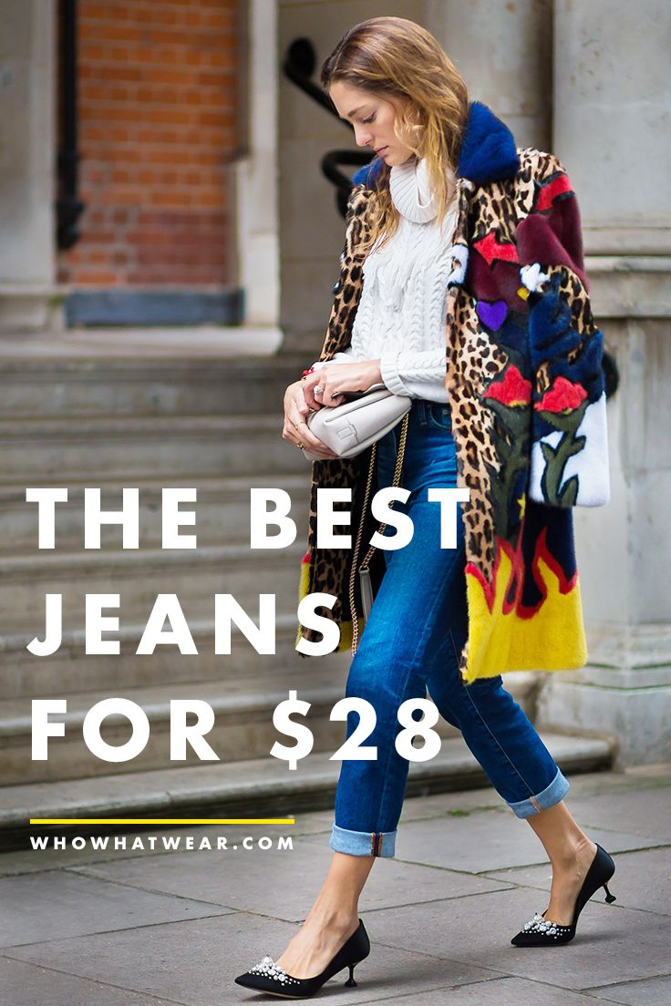 Jeans for only $28? Yes, they exist.