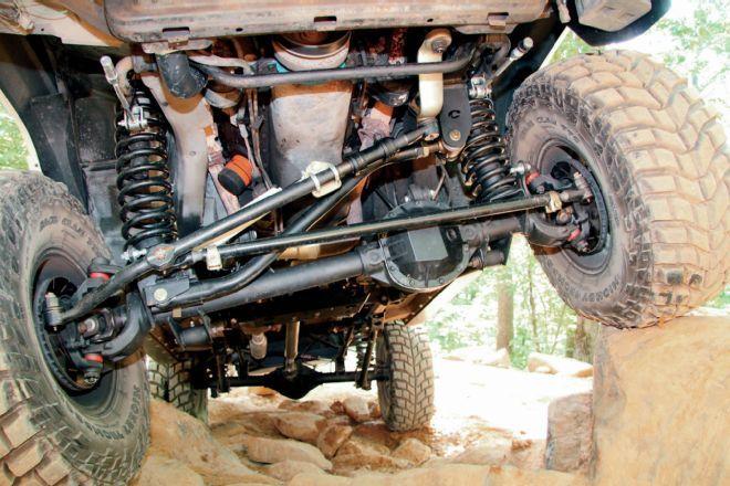 1998 Jeep Cherokee Handling Upgrade Steering Strategy Jeep