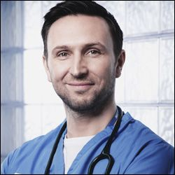 Adrian Fletcher - Casualty/Holby City
