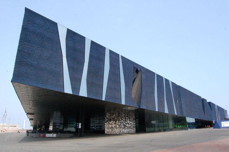Forum di Barcellona _ Herzog& de Meuron