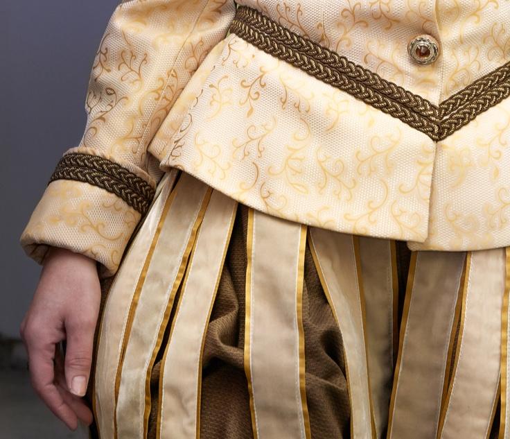 detalles del vestuario