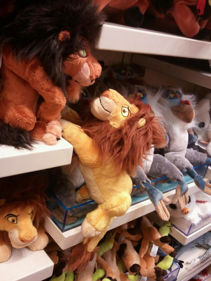 Things to do in the Disney Store, number 5.