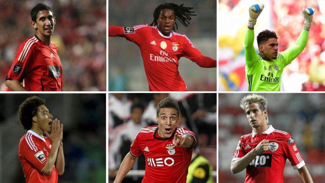 Liga Portuguesa: La mina de oro del Benfica | Marca.com