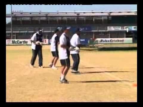 Bat and Ball Warm-Up Drills 1/3