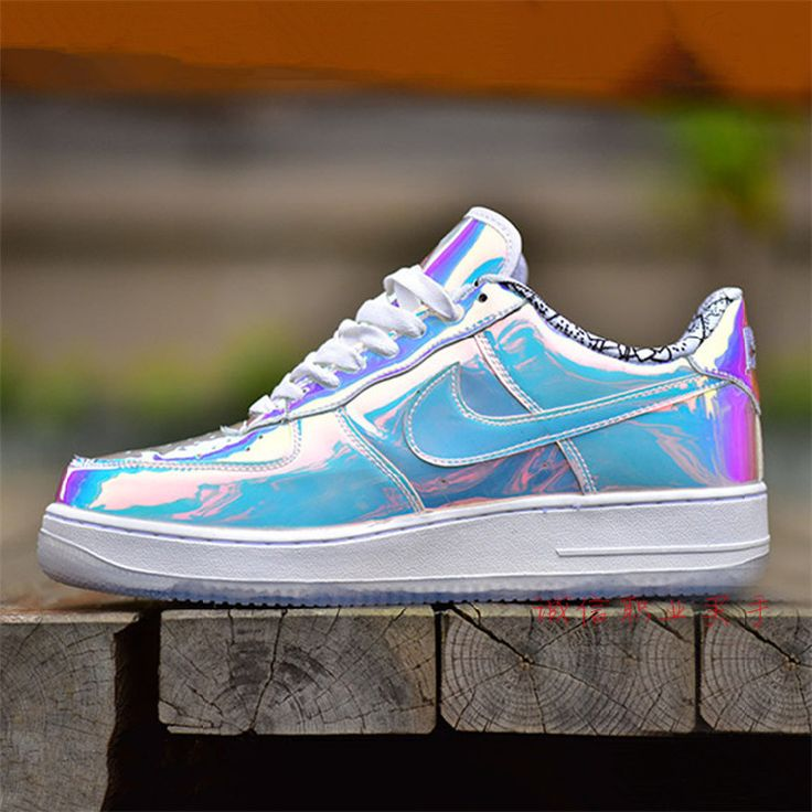 NIKE AIR FORCE 1 LOW NEW YORK CITY NYC ICE BLUE SILVER 779456 991 $159