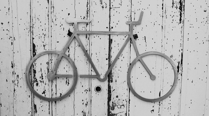 Metal Bicycle Wall Decor 17 best images about esculturas on pinterest | sculpture