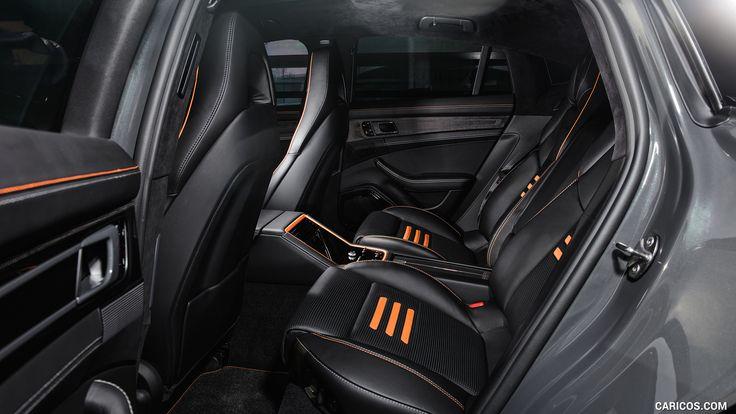 2017 TECHART GrandGT / Porsche Panamera - Rear Seats