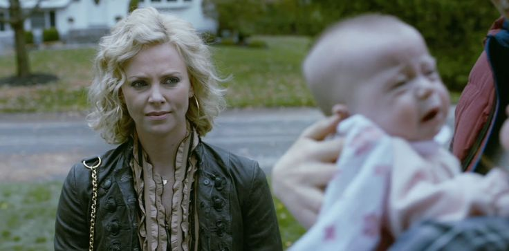 Mavis Gary (Charlize Theron) from YOUNG ADULT