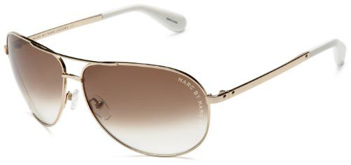 best - Marc by MJacobs MMJ004/S Sunglasses-0J5G Endura Gold (02 Brown Grad Lens)-62mm Marc by Marc Jacobs http://www.amazon.com/dp/B002FH937C/ref=cm_sw_r_pi_dp_yOQNtb1M49017FYD