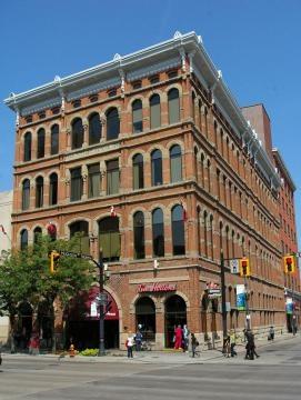Right House Building...more Hamilton architecture