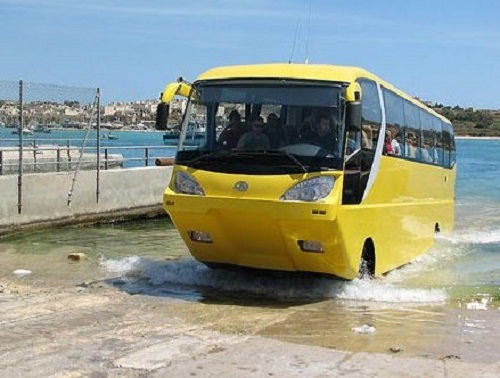 Floating bus tours | The Travel Bug | Pinterest