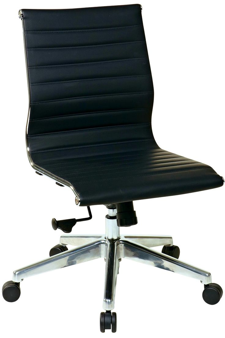 Office Desk Chair Without Arms