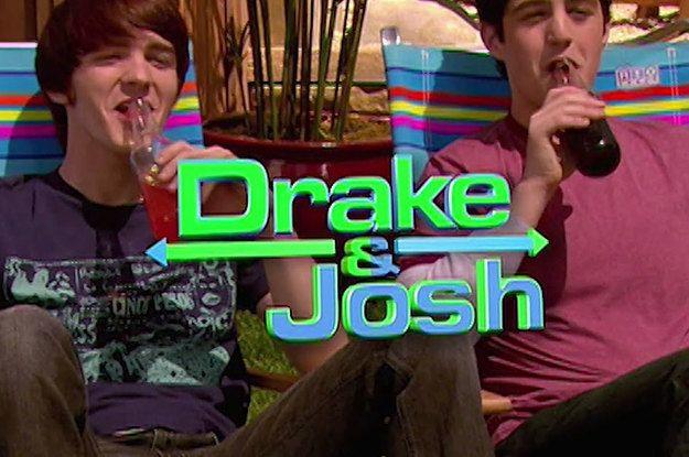 Este quiz te dirá si eres más Drake o Josh