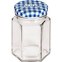 Kilner Hexagon Twist Top Jar - 48ml