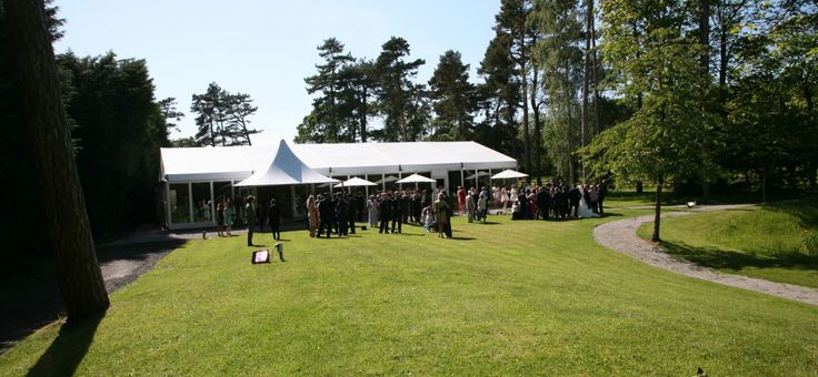 The Waterside Marquee at Thornton Manor