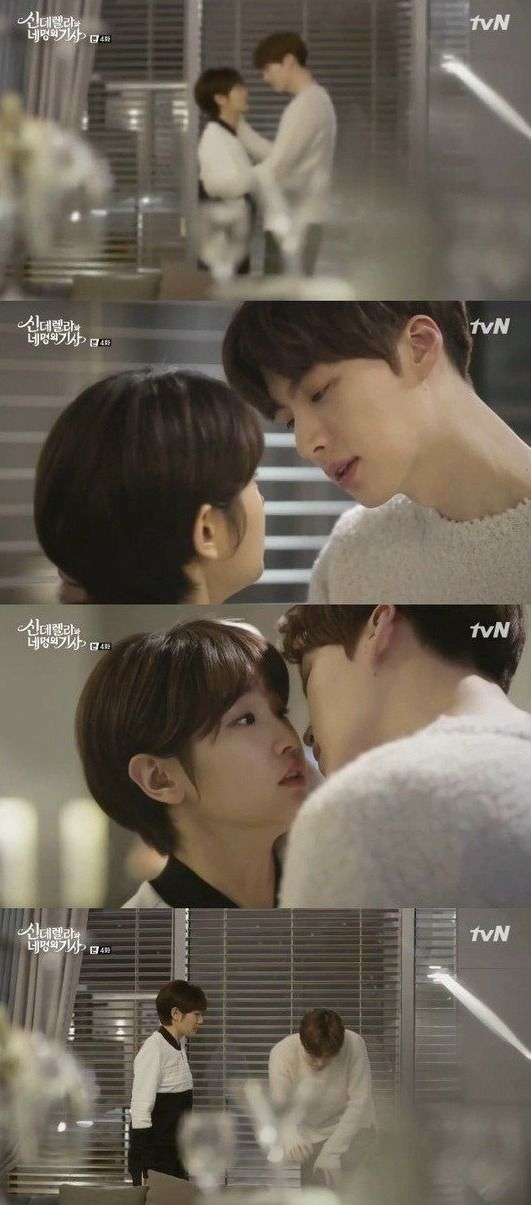 Added episodes 3 and 4 captures for the Korean drama 'Cinderella and the Four Knights'.