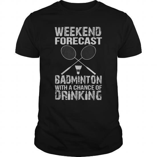 Badminton Limited Edition Shirt #Badminton