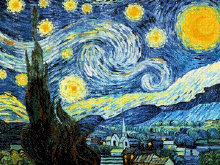 Звездная ночь, предпросмотр