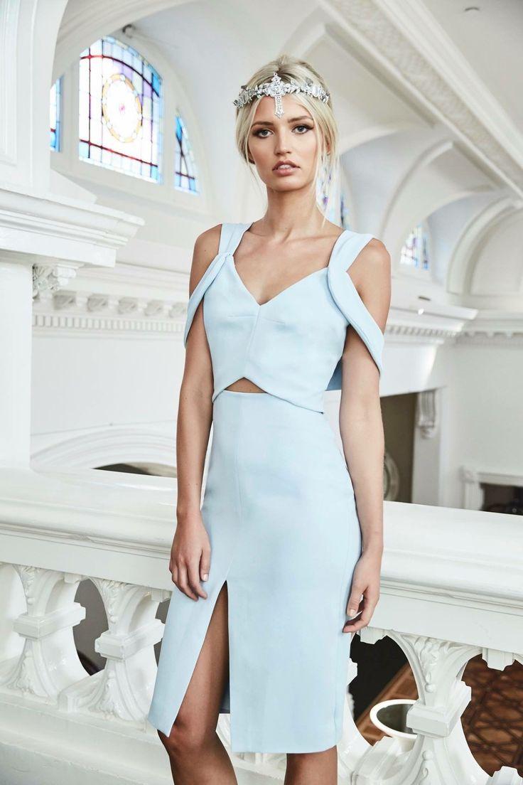 Elliatt - Liberty Dress - Blue