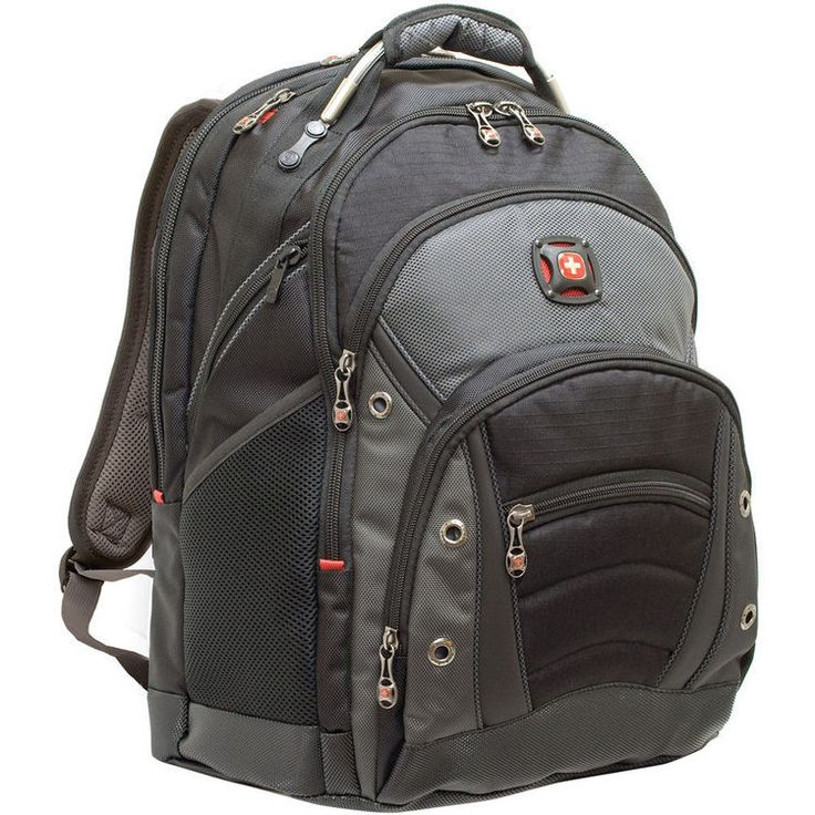 SwissGear Synergy Laptop Backpack by Wenger
