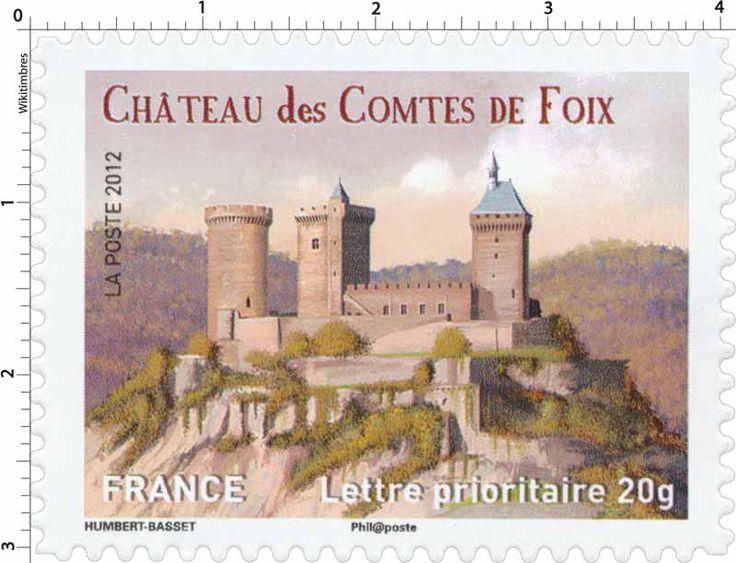 2012 - Château des Comtes de Foix