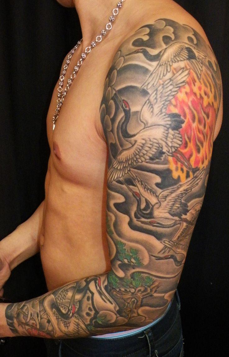 tattoo sleeves | Arm Sleeve Tattoos – Designs and Ideas