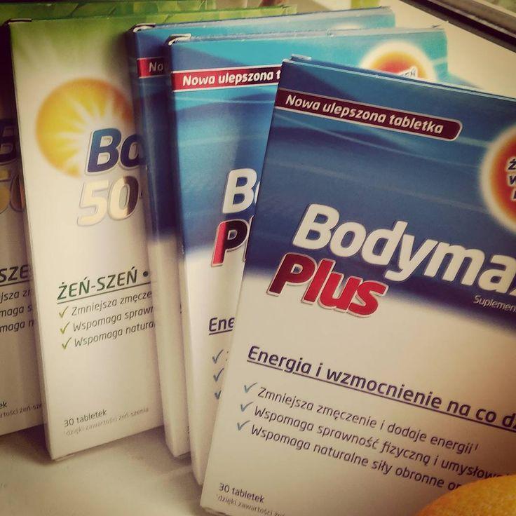 :)  #Bodymax #NaEnergieiWzmocnienie #EnergiaOdRana #EnergiaNaCoDzien #Zenszen #DzielSieEnergia #NaZmeczeni https://www.instagram.com/p/9RDgP8OV8X/