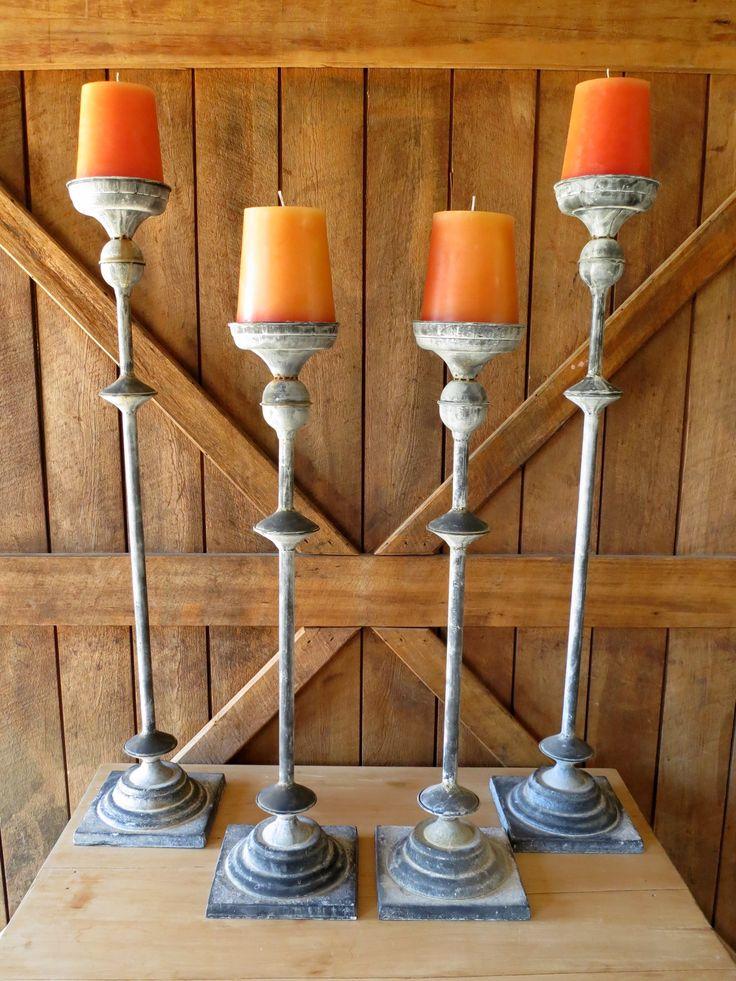 Large and Medium candelabra
