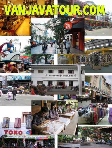 Bandung shopping places, get affordable price when shopping in Bandung Indonesia. Customize Bandung tour packages with us