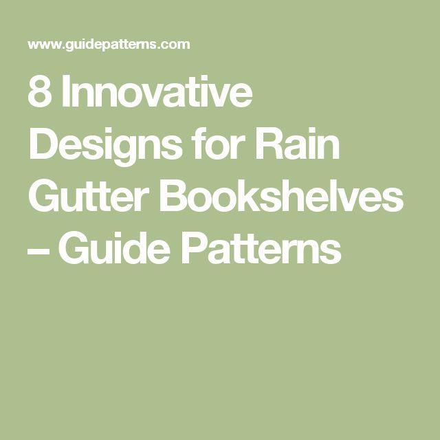 Best 20 Rain Gutter Shelves Ideas On Pinterest