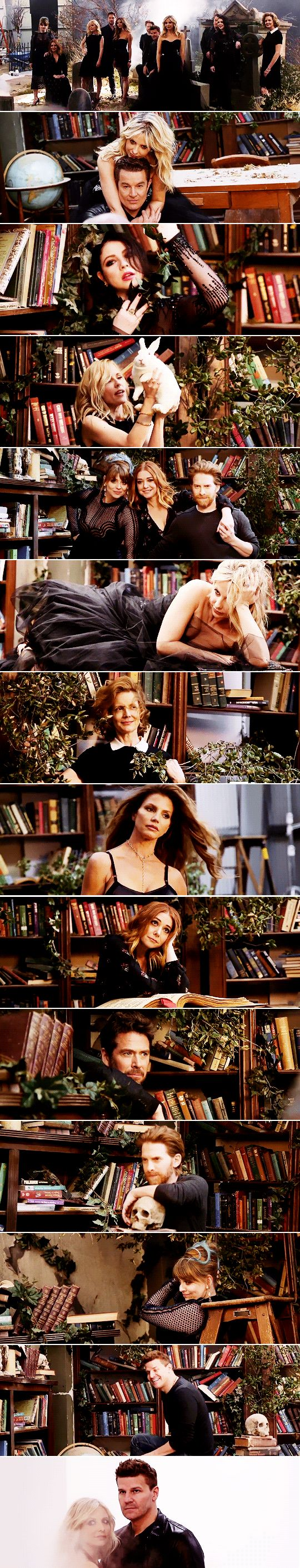 I think for all of us here, we have been a part of something that's bigger than us, that still holds up, and I mean.. it's all you can ever really hope for #btvs