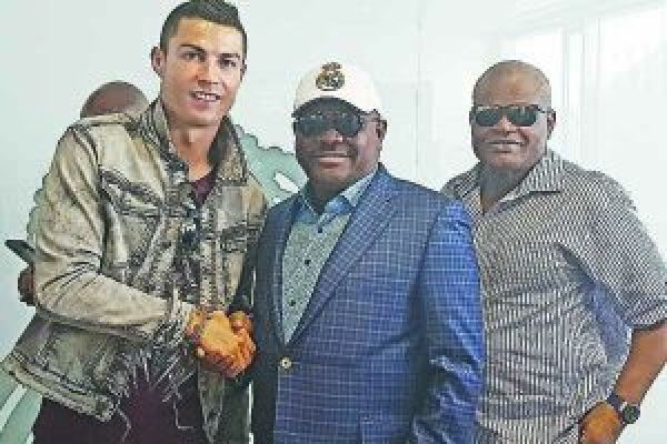 Real Madrid Academy In Port Harcourt Almost A Reality.