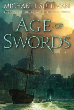 Age of Swords by Michael J. Sullivan is one epic fantasy that I highly recommend to all readers. The Genre Minx Book Reviews.