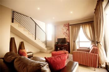 Sandton Accommodation | Johannesburg Hotels - Esprit Executive Apartment & Hotel.     http://www.eahs.co.za/establishments/villa