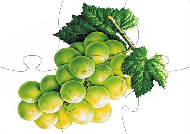 * Fruit puzzel! 10-10