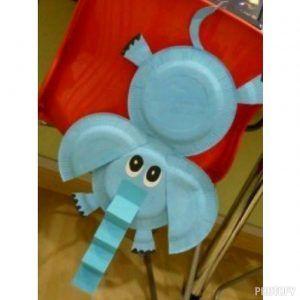 paper-plate-elephant-craft-idea