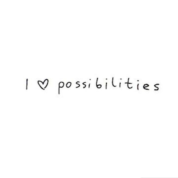 Image result for possibilities are everywhere